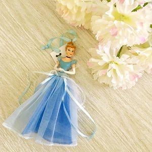 DISNEY Cinderella Elegant Princess Ornament